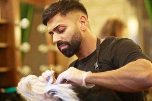 Hairstylist Amsterdam Remi
